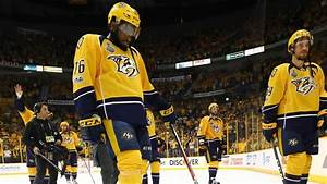 Predators disappointed by Cup Final loss, excited for ...
