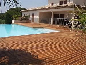 Caillebotis Pour Terrasse : choisir une terrasse en bois ~ Premium-room.com Idées de Décoration