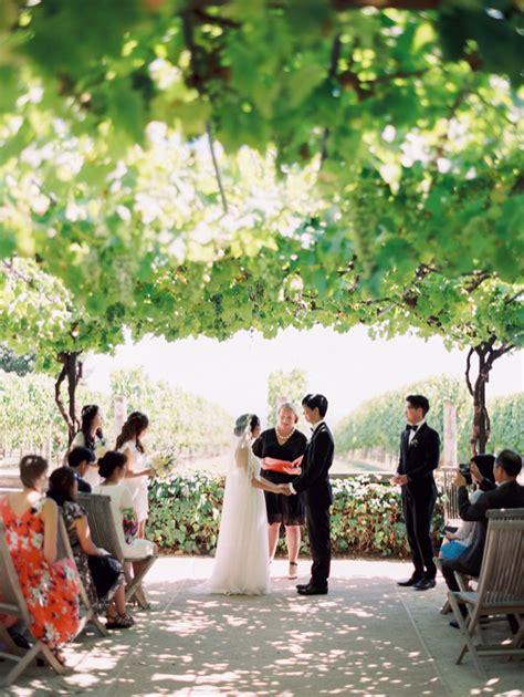 Stunning outdoor New Zealand Wedding Real Weddings
