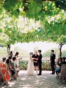 Stunning Outdoor New Zealand Wedding