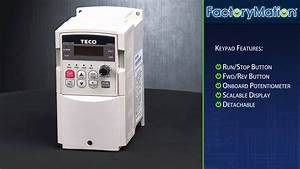 Teco U0026 39 S Cv7300 Series Vfd