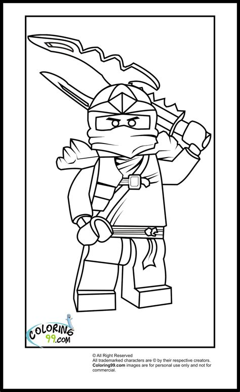 lego ninjago coloring pages minister coloring