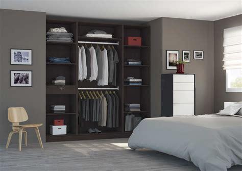 chambre adulte design pas cher trendy cool armoire chambre bois moderne indogate meuble