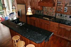Black Granite Countertop – vernon-manor.com