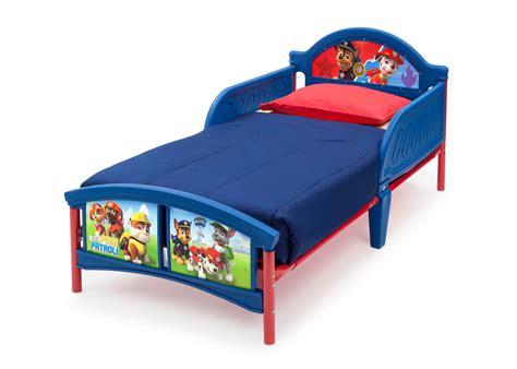 children s bed delta children frozen toddler bed co uk baby