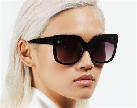 dua snapchat spectacles baharu dilancarkan dengan rekaan seperti kaca mata biasa amanz