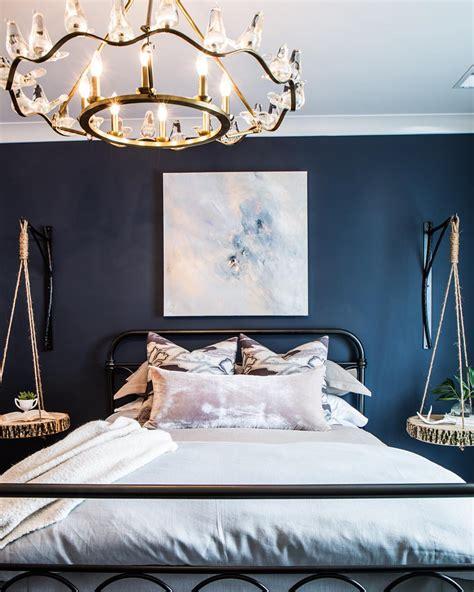 Benjamin Moore Hale Navy Bedroom Paint Interiors By Color