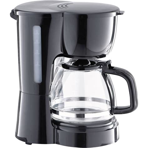 Just set it up, turn it on and brew. Mainstays Black 5-Cup Coffee Maker with Removable Filter Basket - Walmart.com