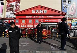 South Korean Stores Feel China's Wrath as U.S. Missile ...