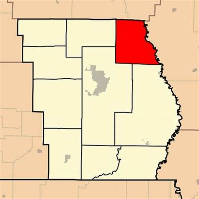 Francois Township County Missouri Svg Saint Butler