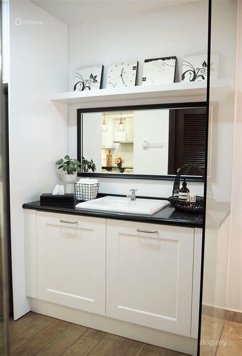 modern english kitchen design  ampang design