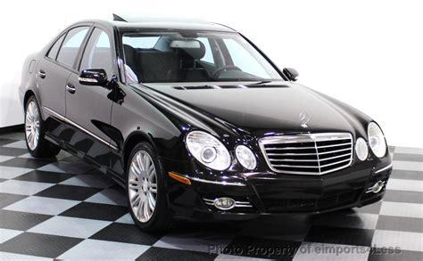 2008 Used Mercedesbenz Eclass Certified E350 4matic