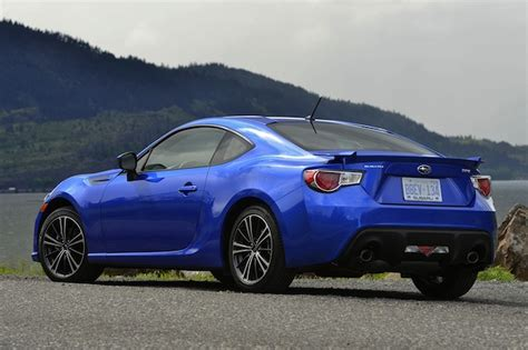 Why The Subaru Brz Is $3k Better Than The Scion Frs