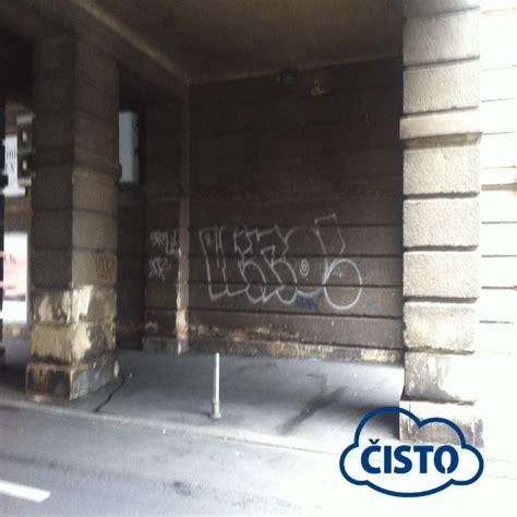 uklanjanje grafita antigrafitna zastita cisto