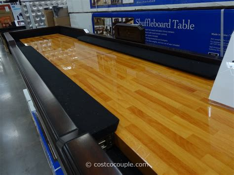 well universal shuffleboard table shuffleboard table