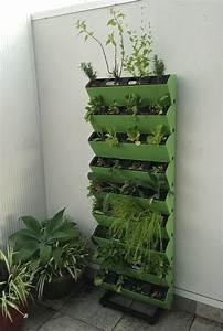 Gemüse Auf Dem Balkon : kreative ideen wie sie auf dem balkon einen gem se garten ~ Lizthompson.info Haus und Dekorationen