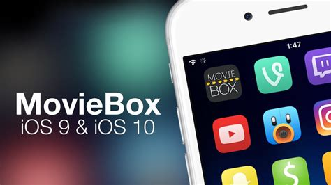 moviebox iphone how to get moviebox no jailbreak on ios 9 ios 10 for