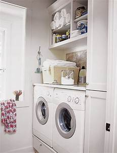 Small laundri storage ideas for Small laundry room solutions
