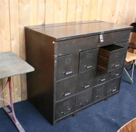 meuble industriel casier meuble m 233 tal