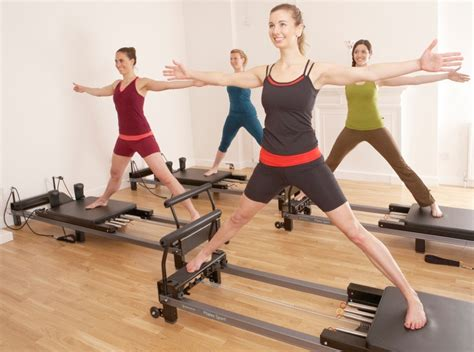 That Time I Tried Reformer Pilates