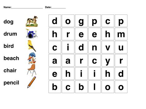 Printable Games For Kids Chapter #2. Worksheet. Mogenk