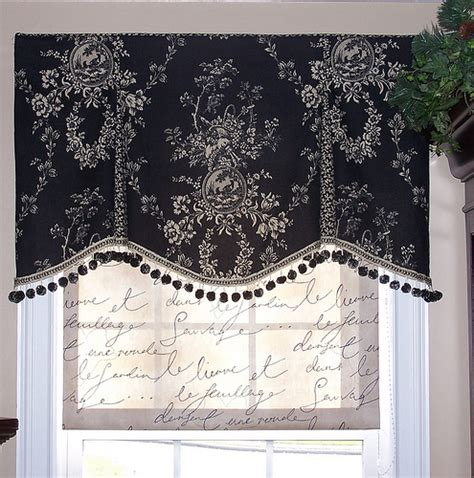 designer kitchen curtains window valance ideas casual cottage 3235