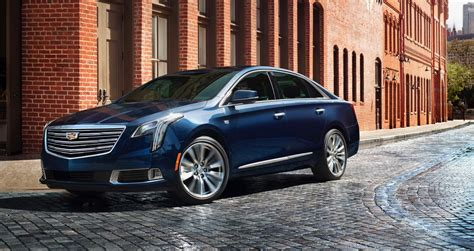 2018 Cadillac Xts Gets Refreshed  The Torque Report