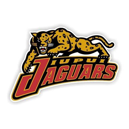 iupui jaguars  die cut decal  sizes