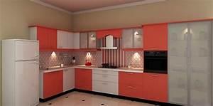 Different Types Of Modular Kitchen Layouts In Interior Design