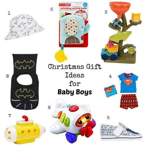 Go Ask Mum Christmas Gifts For Baby Boys, Under $40 Go