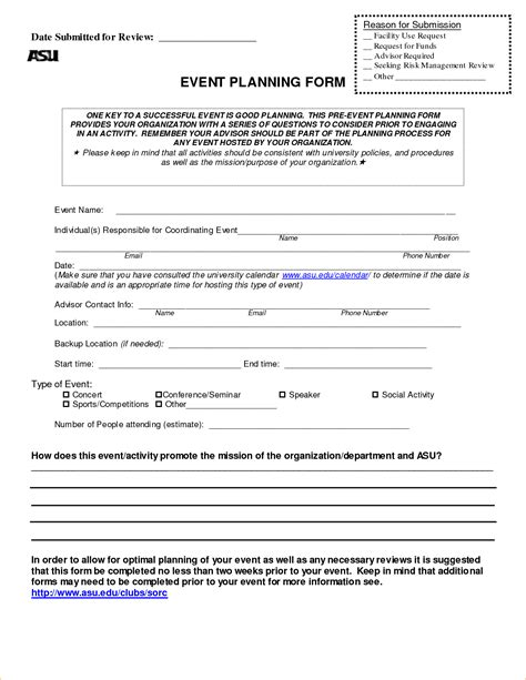 event planning contract template 7 event planner contract template timeline template