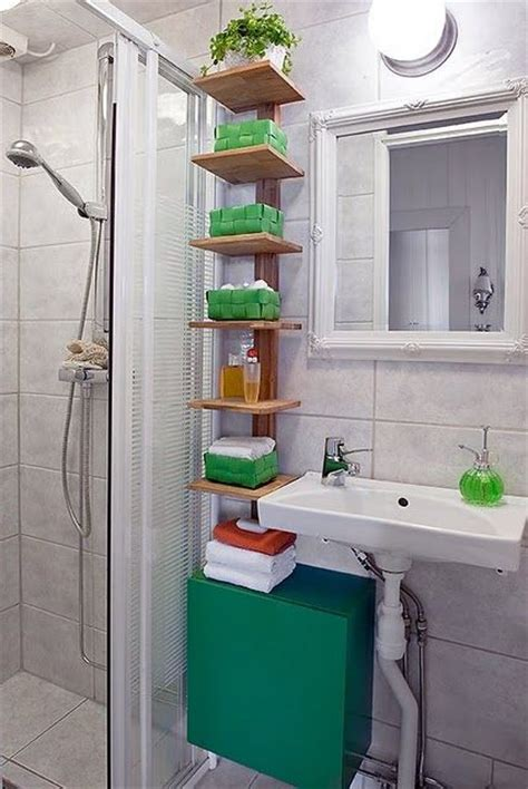 small bathroom shelves ideas 139 best images about small bathroom ideas on
