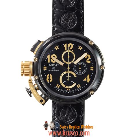 U Boat Replica Watches Review by Luxury Replica U Boat Limited Edition Watches Reviews