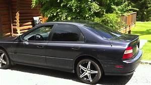 1995 Honda Accord Lx F22b2 Non Vtec Engine
