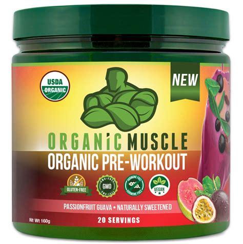 Amazon.com: USDA Certified Organic Pre Workout Powder