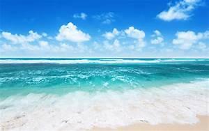 Waves sea water nature ocean wallpaper 2560x1600 129229 WallpaperUP