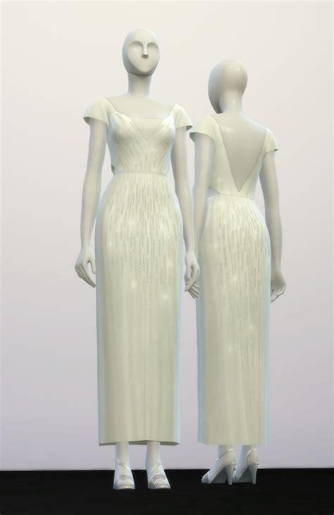 s wedding dress at nail 187 sims 4 updates