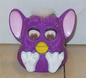 1999 Mcdonalds Happy Meal Toy Furby #2 - Fast Food
