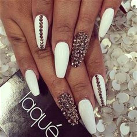 beautiful diamond nail art designs diamond nails