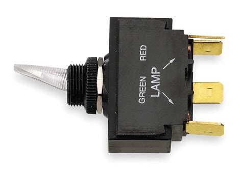 Hubbell Wiring Device Kellems Marine Lighted Toggle Switch