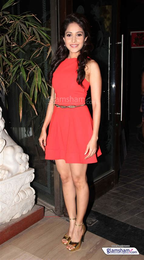 Bollywood Beauties Sizzle In Hot Short Frocks Hd Image