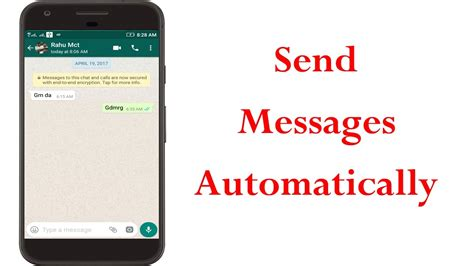 how to auto reply whatsapp messages in android without root