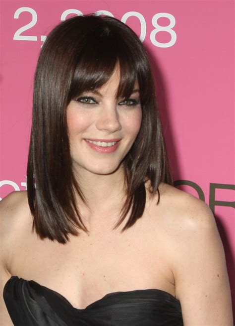 medium length hairstyles with bangs 2013 fashion trends