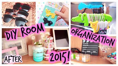 Diy Room Organization & Storage Ideas  2015 Youtube