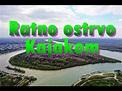 Veliko Ratno Ostrvo kajakom - kanal Veliki Galijaš - YouTube