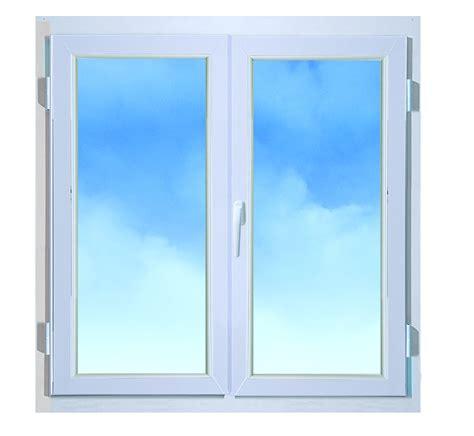 vial menuiserie cuisine fenêtre alu isotop 2 vantaux blanc dormant de 100mm vial