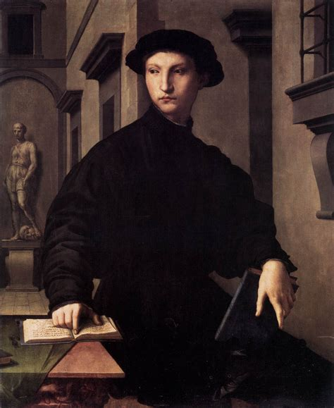 Ugolino Martelli C1535 Agnolo Bronzino