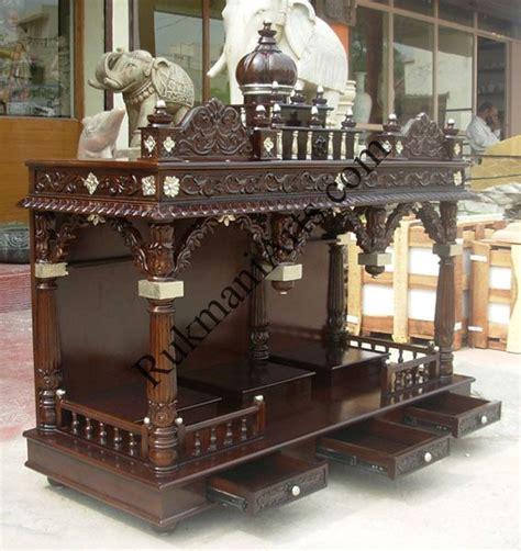 wooden temple mandir home indian design small wooden mandir hand carved teakwood home temple