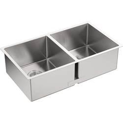 best brand for kitchen faucets kohler k 5281 na strive stainless steel undermount