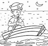 Coloring Boat Boats Speed Fishing Rowboat Printable Sailboat Ship Cargo Getcolorings Cool2bkids Getdrawings Template Colorings sketch template